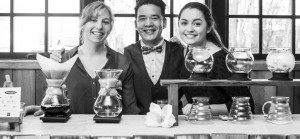 Stir Coffee House baristas